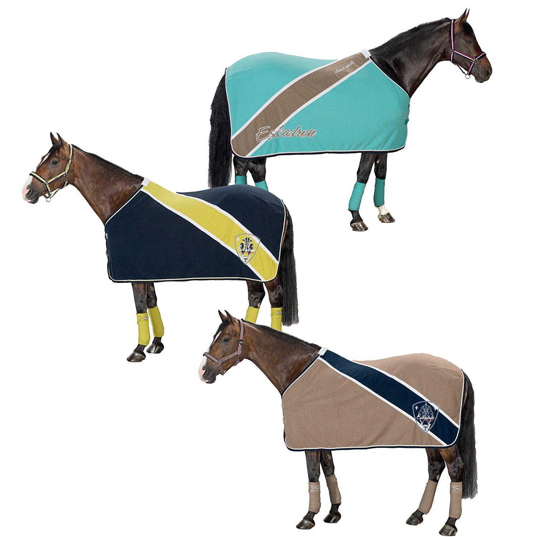 Pferde Abschwitzdecke