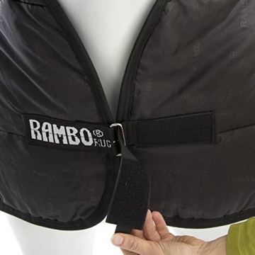 Horseware Rambo Optimo Unterdecke (Rambo Optimo Liner) 140cm 200g Füllung -