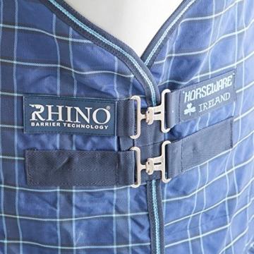 Horseware Rhino Original heavy navy *Modell 2015* (165) -