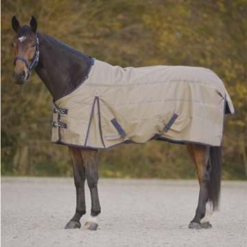 Waldhausen (AL) Stalldecke Comfort 300 g, sandbeige, 125 cm, sandbeige, 125 cm -