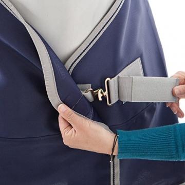 Bucas Freedom Twill Sheet 0g - navy, Groesse:155 -
