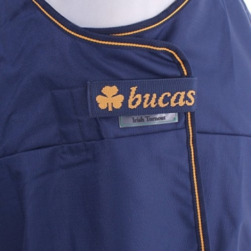 Bucas Irish Turnout light High Neck 145 marine -