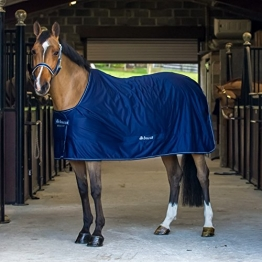Bucas Power Cooler PONY - navy/silver, Groesse:110 -