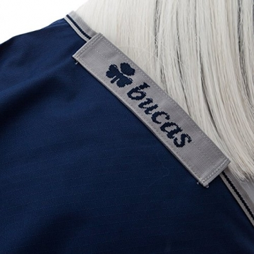 Bucas Select Turnout 0g - Navy, Groesse:145 -