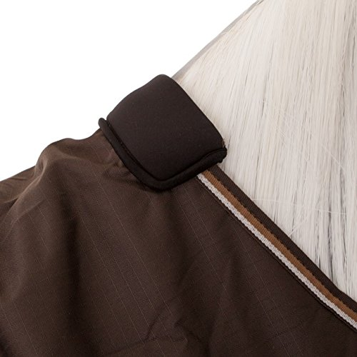 ESKADRON Ripstop Weidedecke light, coffee, XL (155cm), -