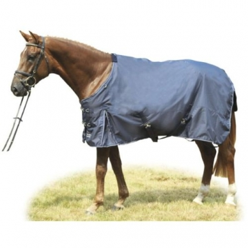HKM Weidedecke Professional Summer Rain, Rückenlänge 135 cm, dunkelblau -