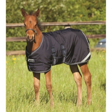 Horseware Amigo Foal Rug 90cm Navy -