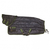 Horseware Amigo Pony Insulator Plus Medium Stable Rug 110cm Navy/Navy & Green -