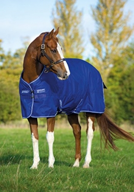 Horseware Amigo Turnout Hero 6 600 D lite Atlantic Blue 155 -