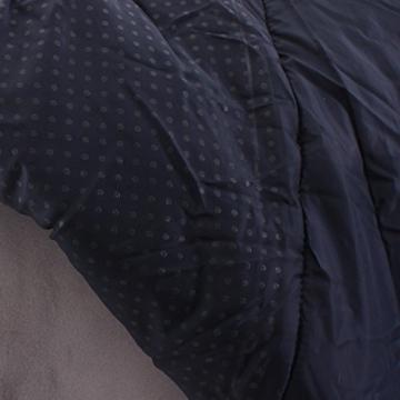 Horseware Rambo Ionic Stable Rug Black/Orange wählbare Größe (145) -