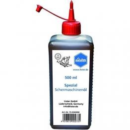 ARNDT Schermaschinen Spezial Öl Lister Schermaschinenöl 500 ml -